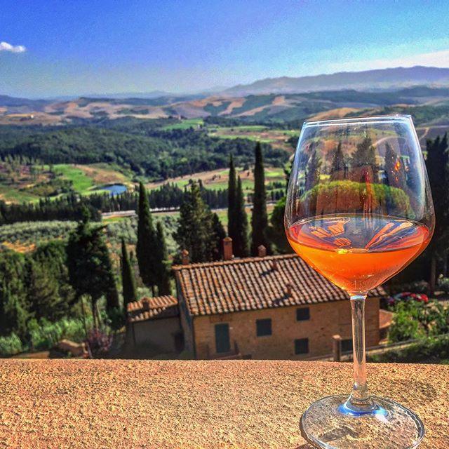 orange wine vogue