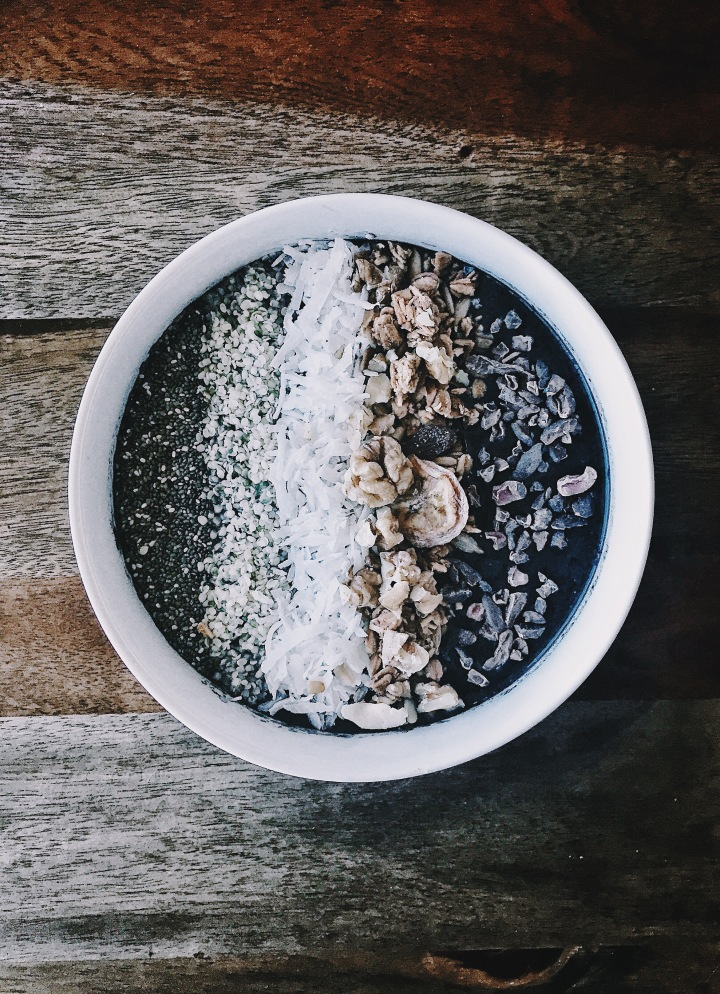 A Quick And Easy Smoothie Bowl Recipe