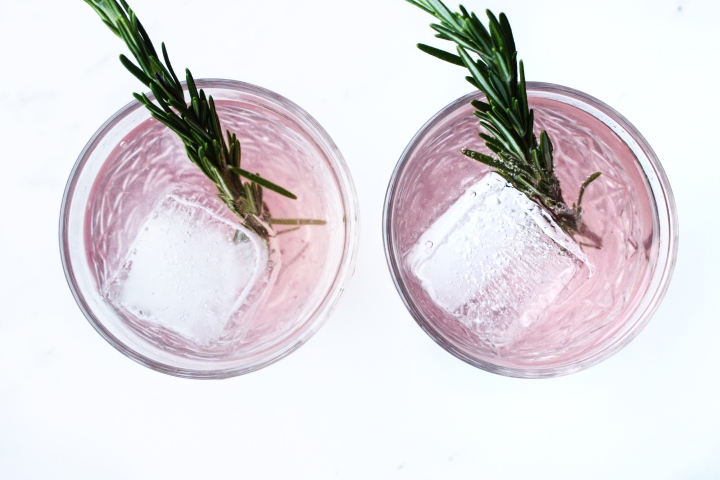 Blood Orange Gin & Tonic | The Perfect SpringCocktail