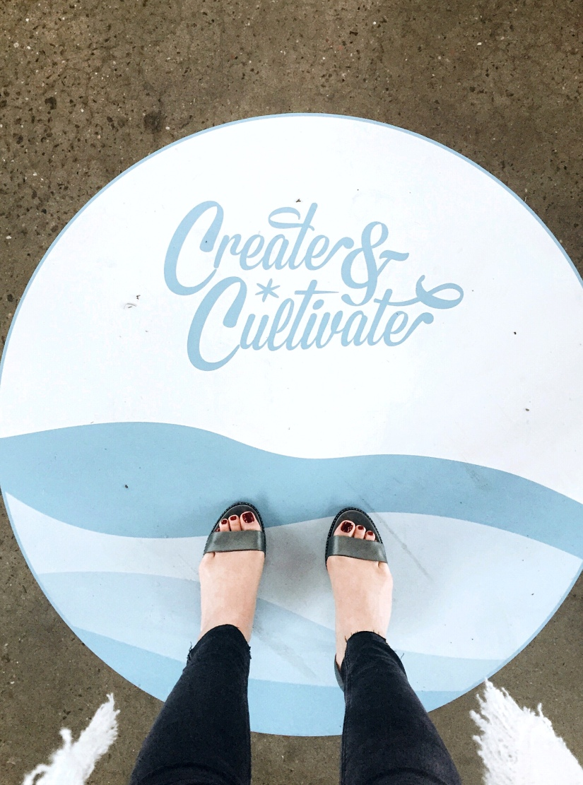 Create & Cultivate Conference in New York