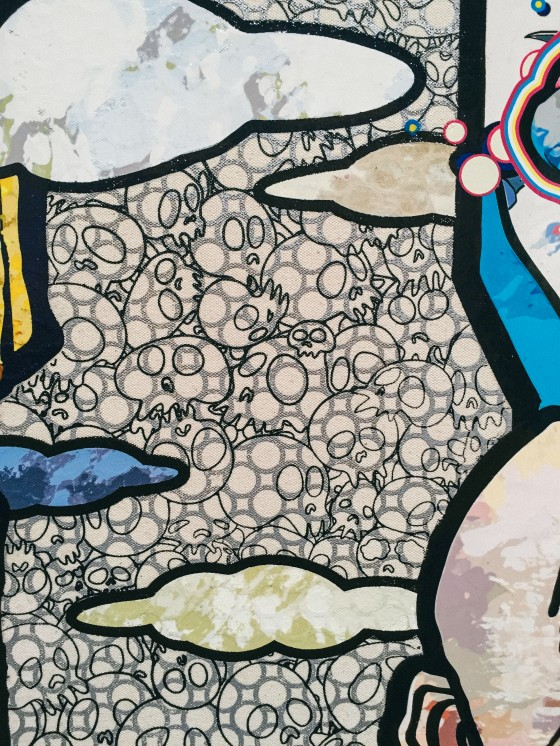 Takashi Murakami Exhibit 6.13.17-410