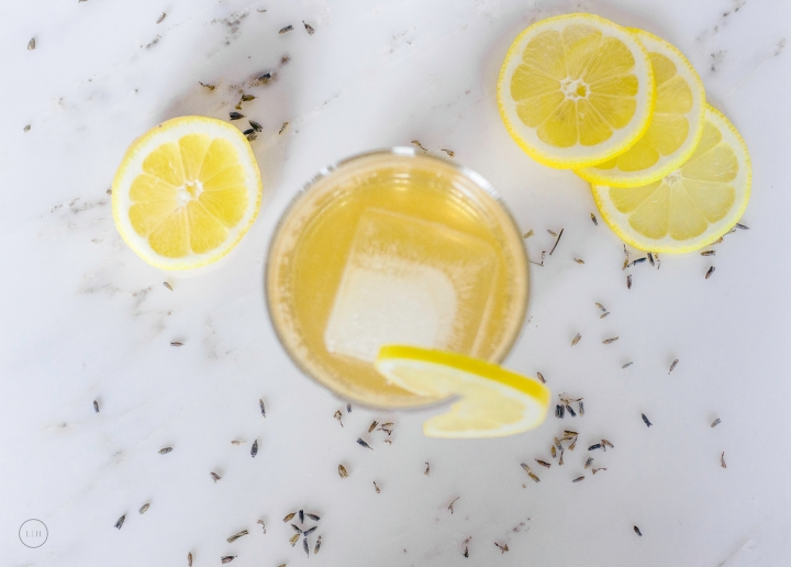 A Refreshing Lemon-Ginger Soda To Cool You Off