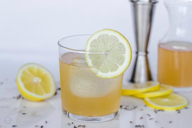 Ginger-Lemon Mocktail-5